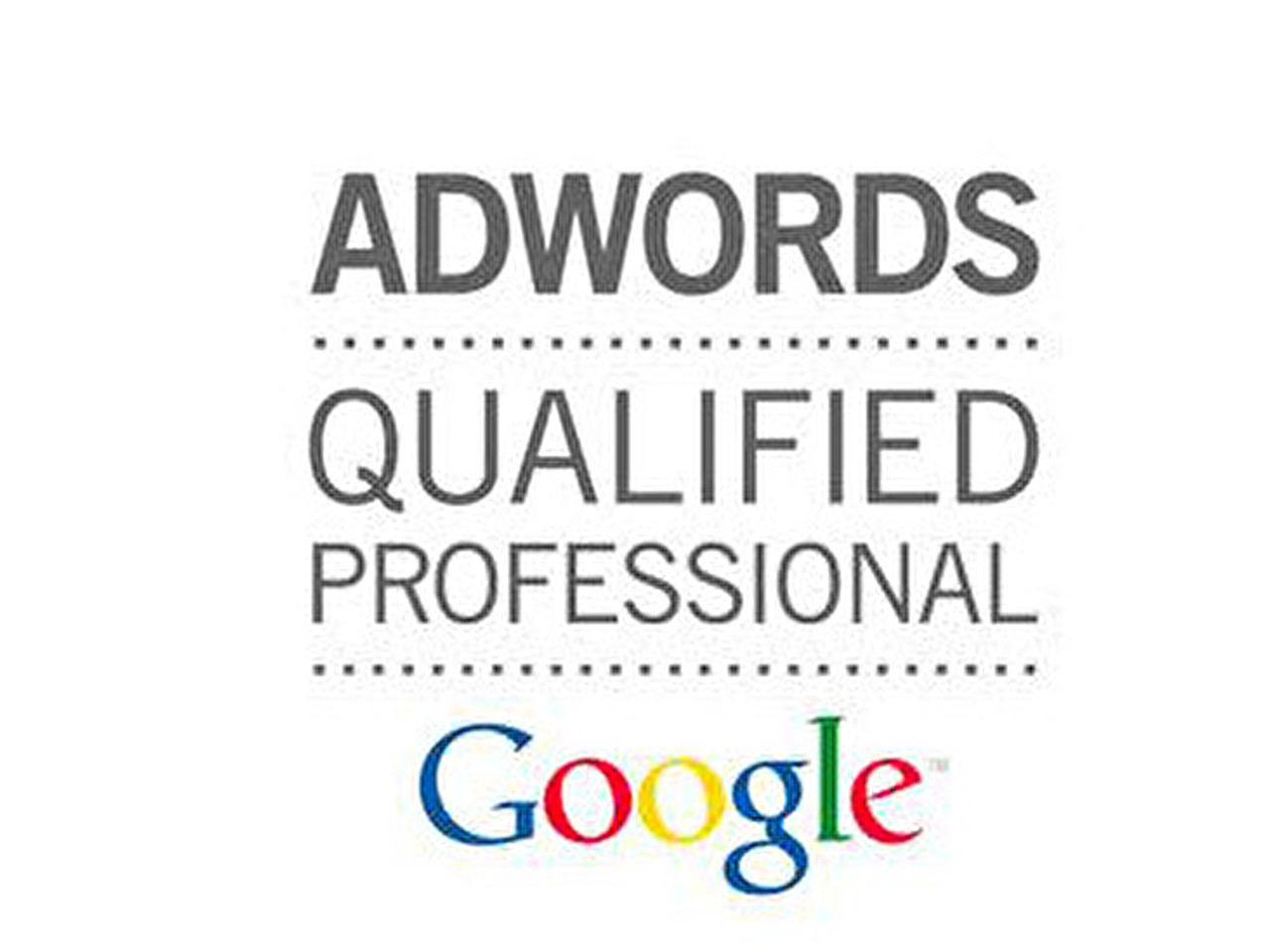 AdWords Qualified Professionals
